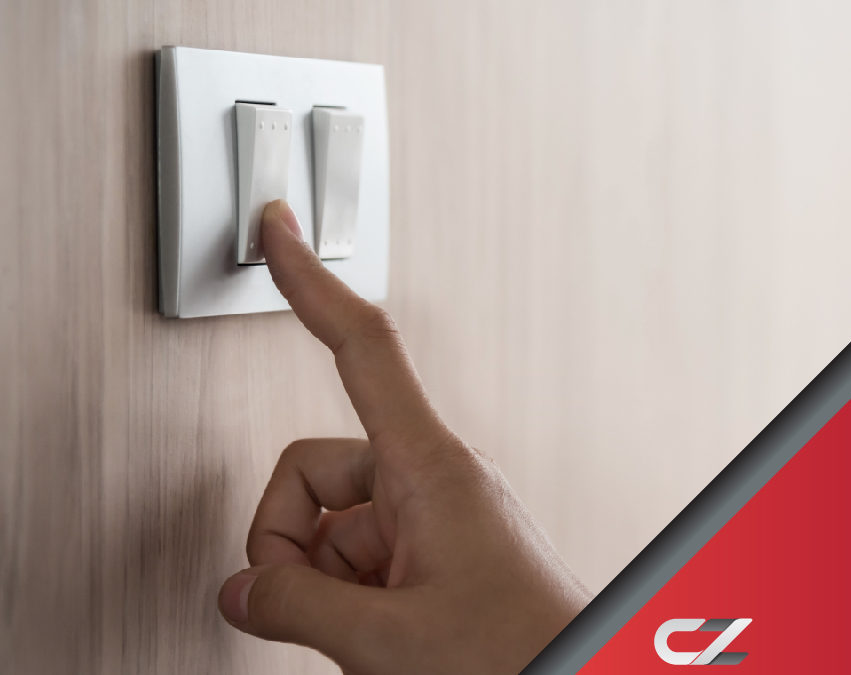 Conserving energy when we need it most – Power-saving tips from CZ Electronics