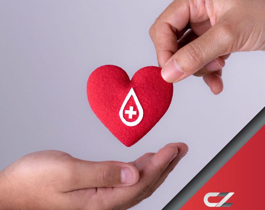 Donating blood – a lifesaving necessity