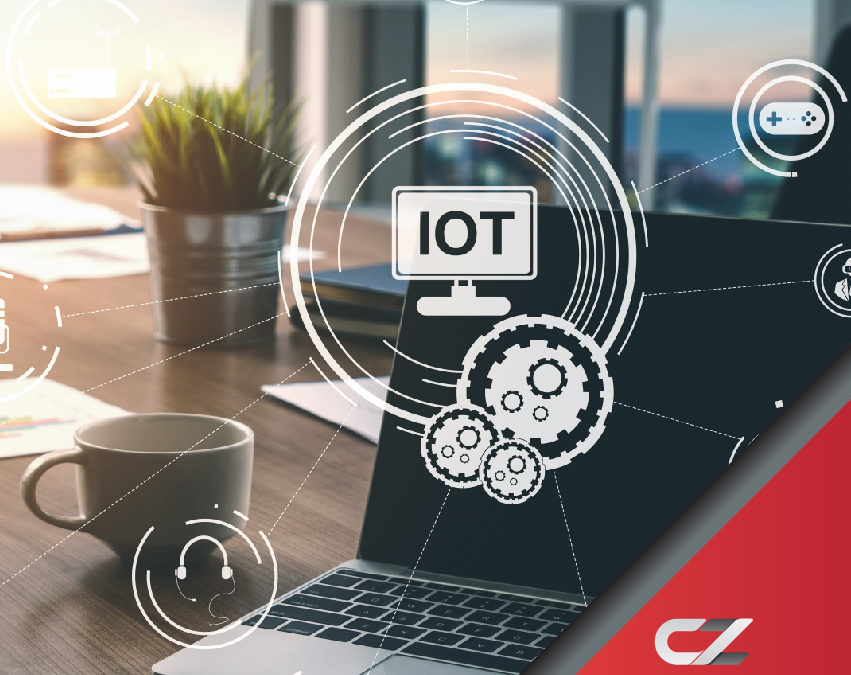 IoT (The Internet of Things) – how the connected world is helping customers