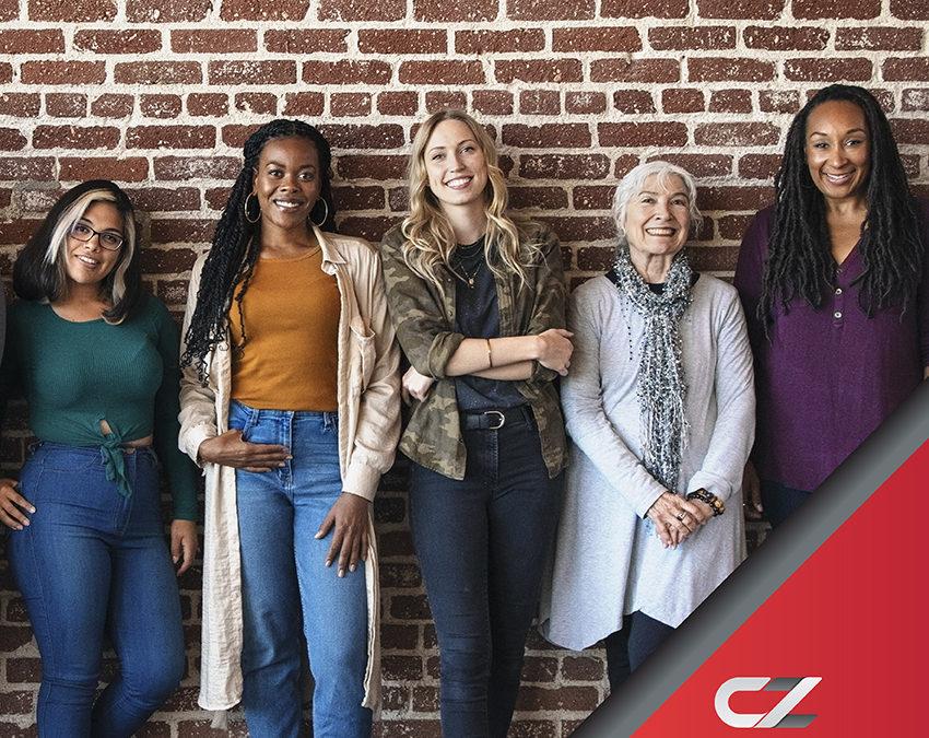 Women winning in technology – addressing a global need